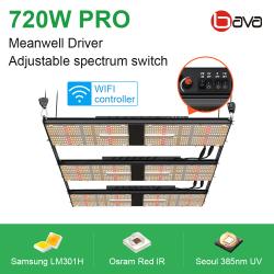 BavaGreen 720W PRO